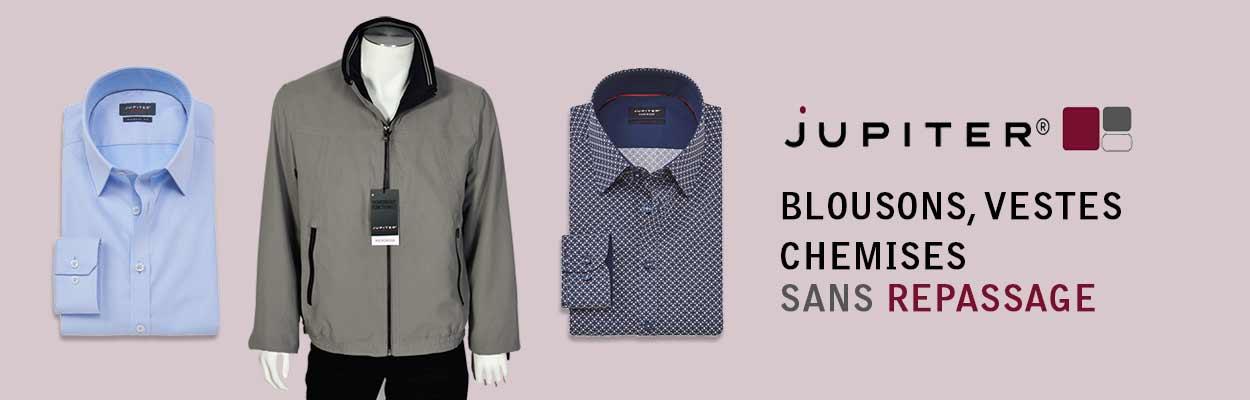 Blousons, Vestes,chemises JUPITER