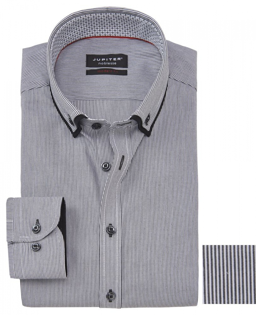 Chemise Popeline sans repassage modern fit Button Down