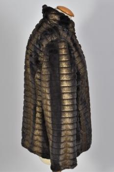 Pull cheminé zippé préssionné