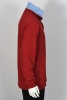 sweat polo rouge